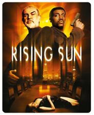Rising Sun Limited Edition Steelbook BLU-RAY *NEW & SEALED*