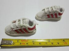 "1/6 Hot Red Sneakers Sports Shoes Trainers for 12"" Action figure Toys"