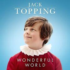 Jack nappage Wonderful World 2013 14-track CD TOUT NOUVEAU