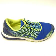 Asics Mens GEL-Lyte33 Blue Neon Athletic Running Training Shoes US 9.5 EU 43.5