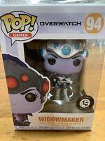 Funko Pop! Games #94 Overwatch Loot Crate Exclusive Widowmaker New