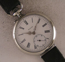 Vintage CHRONOMETRE ZENITH KOSAK 1900 Hi Grade Swiss Wrist Watch Serviced MINT