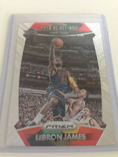 LeBron James NBA Basketball Trading Cards