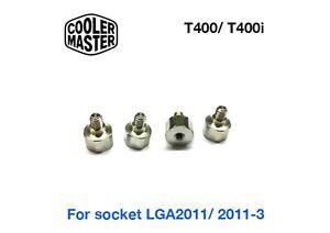 Original Cooler Master T400/ T400i mounting screws for LGA2011 & 2011-3 (1 set)