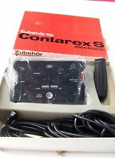 ZEISS IKON CONTAREX CONTROL UNIT & GRIP FOR ELECTRONIC. 20.0221