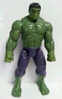 "INCREDIBLE HULK - Marvel Avengers Titan Hero Series Hulk 12"" Action Figure 2016"