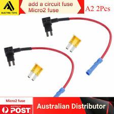 Add A Circuit Fuse Tap Micro2 -5A Blade Fuse Holder ATM APM Plus Fusex2 Micro 2