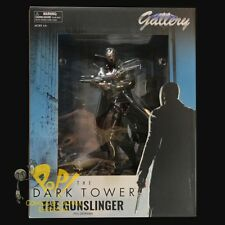 "DARK TOWER Gallery GUNSLINGER 10"" PVC Figure Statue DIAMOND SELECT Toys 2017!"