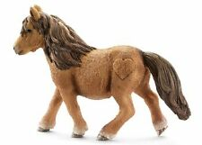 Schleich - Shetland Pony Mare horse toy figure NEW * Farm Life #13750