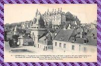 CPA 37 - LOCHES - Vue generale sur le chateau royal