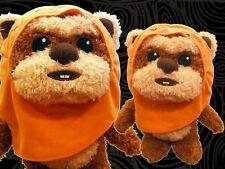 New Star Wars Wicket Wystri Warrick Special Plush Dolls figure Ewoks from Japan