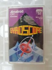 AMSTRAD CPC464 GYROSCOPE - MELBOURNE HOUSE