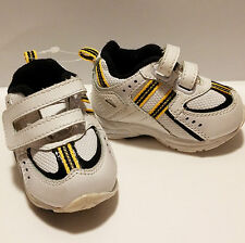 Toddler Boys size 2 Athletic Works sneakers white