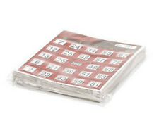 New Mini Bingo Game Cards Package of 30 Playing Cards Only.