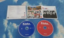 THE KINKS - ULTIMATE COLLECTION 2CD SET SANCTUARY SANDD109 (2002) TOP CONDITION