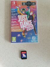 Just Dance 2020 Nintendo Switch game 🌟🌟🌟