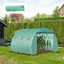Outsunny 2 x 3 x 3m Greenhouse Replacement Cover ONLY for Tunnel Greenhouse