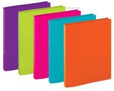 Ring Binder A4 Paper Storage 20mm Spine Presentation Display Files Folders Slim