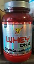 NEW!!  BSN WHEY DNA 25 Servings 24g Protein Lean Muscle Mass Recovery exp 6/18