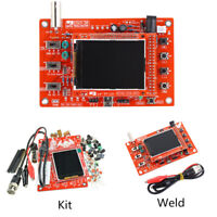 "New DSO138 2.4"" TFT Digital Oscilloscope Acrylic Case DIY Kit SMD Soldered DS"