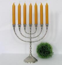 Davidleuchter Menora Jüdisch Menorah Antik Kerzenleuchter Kerzenständer Silber
