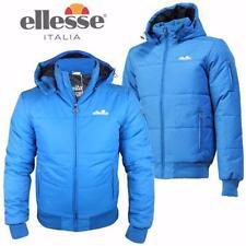 ellesse Polyester Hooded Coats & Jackets for Men