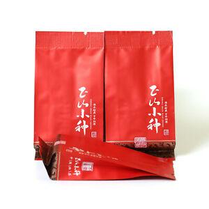 GOARTEA 20pcs 5g Premium Lapsang Souchong Black Tea Golden Buds (No Smoky Taste)