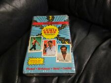 1992 Eclipse Famous Comic Book Creators Cards Wax Box NEW SEALED