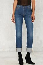 Levi's Jeans for Women 501 Jeans - Moonshadows Nasty GaL W27 L32 ngh