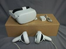Oculus Quest 2 Advanced All-In-One VR Headset - White