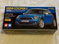 Tamiya 58400 Mini Cooper S M-03L Classic 2006 1/10 RC Kit inc ESC and Motor BNIB
