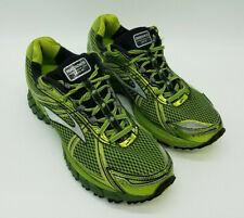 Brooks Adrenaline ASR Men's Trail Running Shoes Avacado/Black/Green Size 9 D