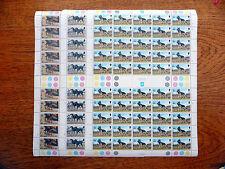 SOLOMON ISLANDS Wholesale Hong Kong Dogs 80c, 95c & $1.10 Cat £135 FP2530
