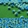 6/12/20Pcs Golf Swing Training Aids Indoor Practice Foam Balls Sponge Ball J9G2