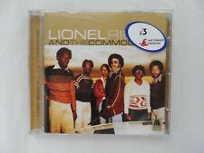 Lionel Richie and The Commodores - CD Compact Disc Only