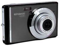 POLOROID IX828  20 megapixel black digital camera x8 optical zoom FREE uk post