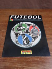 ALBUM PANINI FOOTBALL FUTEBOL 2000-2001 PORTUGAL Full Complet MINT TTBE
