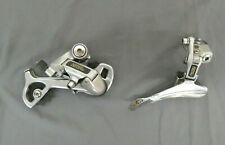 Vintage 1980s Shimano Deore RD-MT62 Rear FD-MT62 Front Mountain Bike Derailleurs