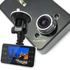 "2.4"" Full HD Colour Car DVR IR Camera Video Recorder Tachograph K6000 For Ford"