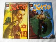 KATO 4 ISSUE SERIES AND KATO II 2 ISSUE SERIES (1991-1992, NOW Comics) FP VF