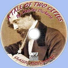 A TALE OF TWO CITIES - Charles Dickens Audiobook MP3 CD CLASSIC NOVEL