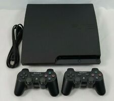 Sony PlayStation 3 PS3 CECH-3003A Console & Accessories Black 160 GB