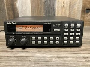 Radio Shack Direct Entry Pro-2040 80 Channel Scanner Model 20-407 No AC Adapter