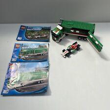 Lego 60025 City Octan Racing Truck And F1 Car Grand Prix