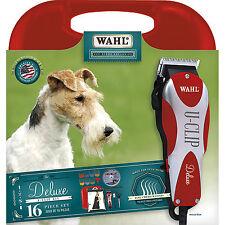 Wahl Deluxe U-Clip Pet Clipper Kit
