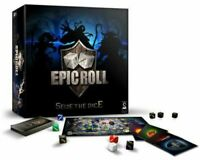 EPIC ROLL Seize the Dice Game Summon Entertainment Fantasy Board Game