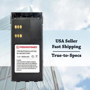 Motorola HNN9008 Replacement Battery 1800mAh Ni-Mh  HT750 HT1250LS GP338 MTX900