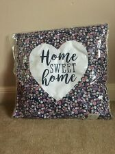 Shabby Chic Home Sweet Home Cushion