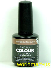 Artistic Gel Color Nail Design Colour Gloss Soak Off Gel Polish 15ml / Part 3