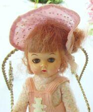 LARGE Vintage 50'S  VOGUE Doll  LOT clothes Dresses HAT Shoes Box